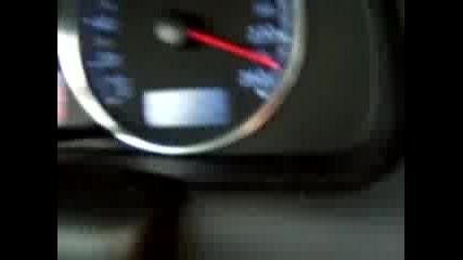 Passat 1.8t Abt Top Speed Run 250
