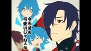 Dramatical Murder- Koujaku x Aoba- o niisan ha shinpai sei