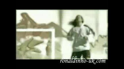 Ronaldinho by Me