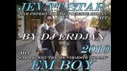 Jevat Star & Em Boy - Sar peperudke me vogeste isiman 2010 Hit