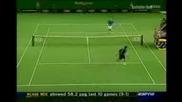 Тенис Класика : Две Къси Топки На Федерер