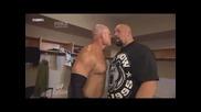 Wwe Smackdown 04.06.2010 Kane търси още виновници = Big Show