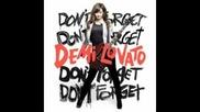 Demi Lovato - On The Line Feat. Jonas Brothers (+lyrics).flv