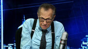 USA: Broadcast legend Larry King dies aged 87 *ARCHIVE*