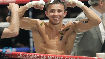 Boxing Champ Genady Golovkin Destroys Training Session