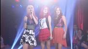 Violetta 3- Cami, Roxy y Fausta- A Mi Lado + превод
