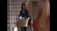 Desperate Housewives: Сюзън Меар Пада По Стълбите