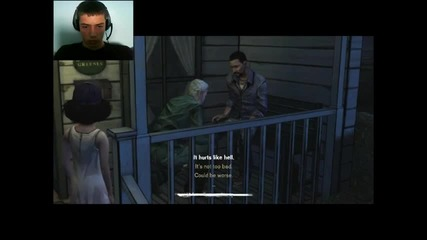 The Walking Dead Episode 1 # Part 3 First time Facecam