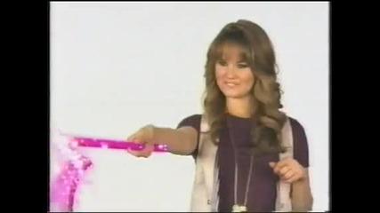 Debby Ryan - Disney Channel Logo