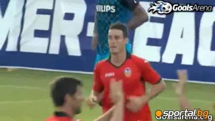 Псв Айндховен - Валенсия 0:2 - Sportal.bg