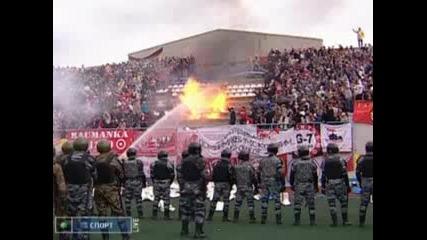 Spartak Moscow Hooligans