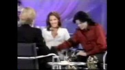Michael Jackson и Lisa Marie Interview част1