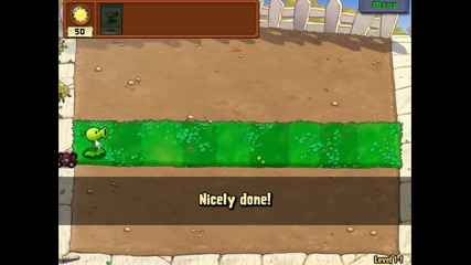 Plants vs Zombies 1 - 1