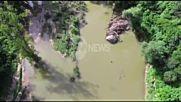 Кадри с дрон от река Янтра