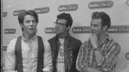 Joe, Kevin и Nick - момчетата, които направиха нас по - добри! { Jonas Brothers }