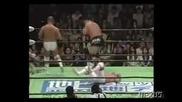 NOAH Kenta Kobashi, Tamon Honda & Tsuyoshi Kikuchi vs. Jun Akiyama, Takeshi Rikio & Kentaro Shiga