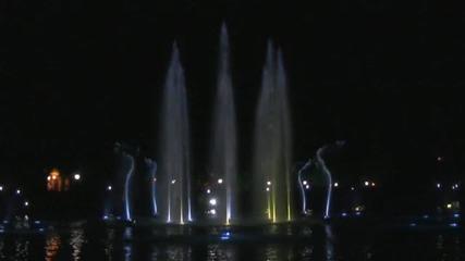 Откриха Пеещите фонтани в Пловдив (2 Част)