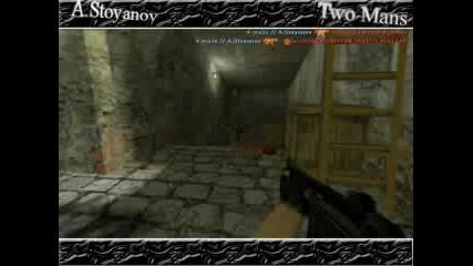 Counter Strike - A.stoyanov 5kills Inferno