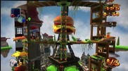 E3 2011: Burgertime World Tour - Avatar Gameplay