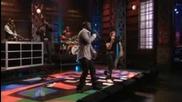 Akon Feat. Kardinall Offishall & Colby Odonis - Beautiful ( Jay Leno Live )