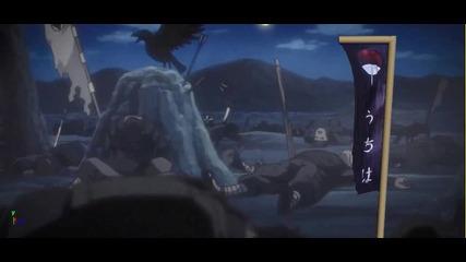 3d знаме на клана Учиха