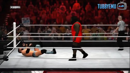Mark Henry - Wwe Champion_