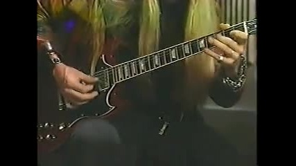 zakk wylde, Loosin your mind