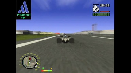 Gta San Andreas Ultimate Mod F1 Stunts