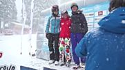 Злато в ски бягането за международен редактор от NOVA на Световното за журналисти