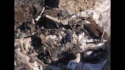 Russia: WWII-era Ilyushin IL-2 attack plane remains found in Samara