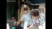 Майстор в приготвянето на китайски чай!