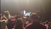 Thalia - Viva! Tour - Los Angeles - Cristian Castro Sorprende a Thalia. 3_26_13
