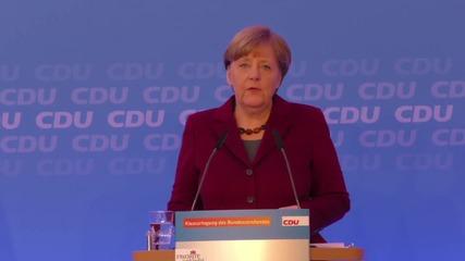 Germany: Merkel backs stronger deportation laws after Cologne sexual assaults