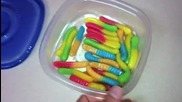 Seriously Sour Vodka Infused Gummy Worms