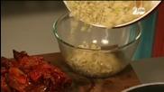 Разсол с риба с гарнитура от кускус в Бон апети (05.01.2014г.)