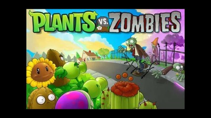 Plants vs. Zombies Soundtrack [roof Stage]