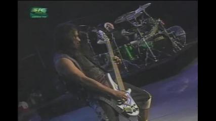 Metallica - Master Of Puppets Live @ Lisboa 2004