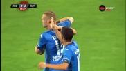 Гол на Роман Прохазка за 2:2 за Левски срещу Литекс