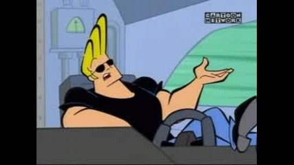 Johnny Bravo - Runaway Train