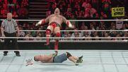 John Cena vs. Tensai – Extreme Rules Match: Raw, April 16, 2012 (Full Match)