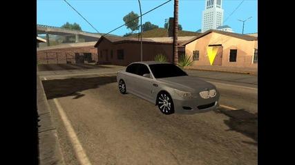 My Cars in Gta San Andreas