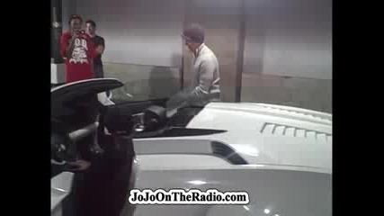Soulja Boy с си Lamborghini