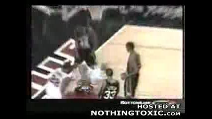 Много Лош Баскетболен Инцидент