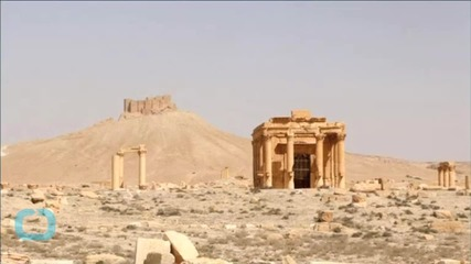 Instead of Destroying It, ISIS is Using Palmyra's Ancient Amphitheater as an Execution Site