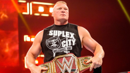 Brock Lesnar's SummerSlam opponent to be revealed: Raw, July 15, 2019