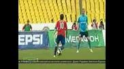 Цска Москва 3 - 0 Криля Советов