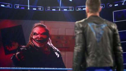 """The Fiend"" Bray Wyatt accepts Finn Bálor's SummerSlam challenge: SmackDown LIVE, July 23, 2019"