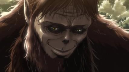 Shingeki no Kyojin S2 - 02 { Бг Субс } Високо качество