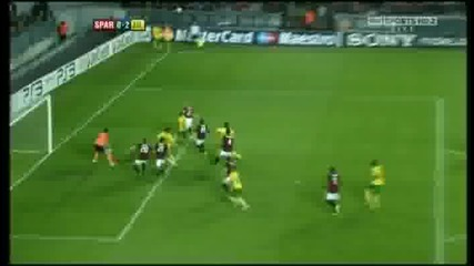 Uefa Champions League Playoffs - Sparta Prague 0 - 2 Zilina