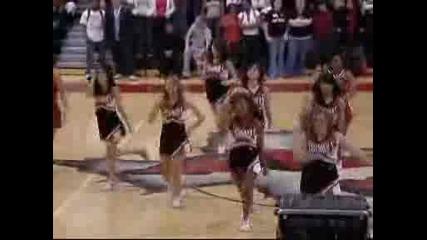 Macarthur Cheerleading Hip Hop
